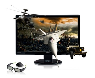 ASUS VG236 3D Full HD Monitor with 120Hz_2