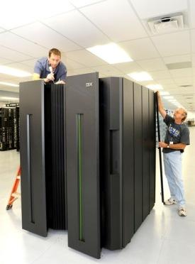 El Nuevo zEnterprise de IBM