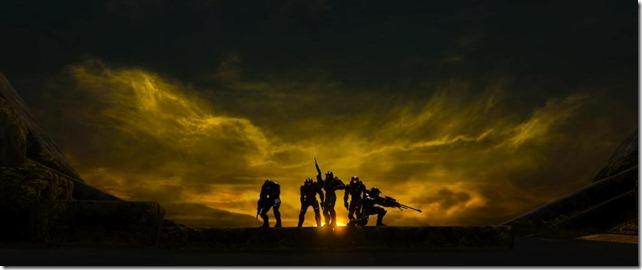 Halo-Reach-Sunset-Wallpaper