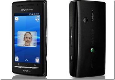 En Chile por el momento sólo está disponible la versión en negro del teléfono aunque está en 5 colores